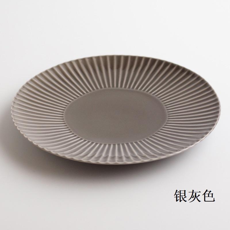 波佐见烧  镐(shinogi) - 盘子(特大)