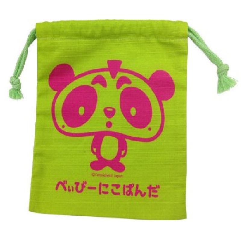 Baby Nicopanda 荷包 绿色
