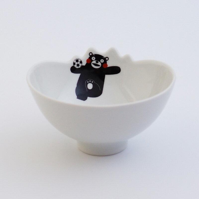 波佐见烧  微波碗 熊本熊