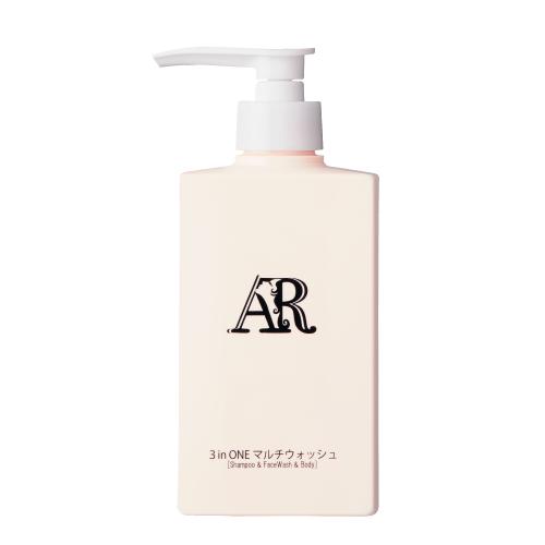 AR 氨基酸精华3合1(头发/脸/身体)