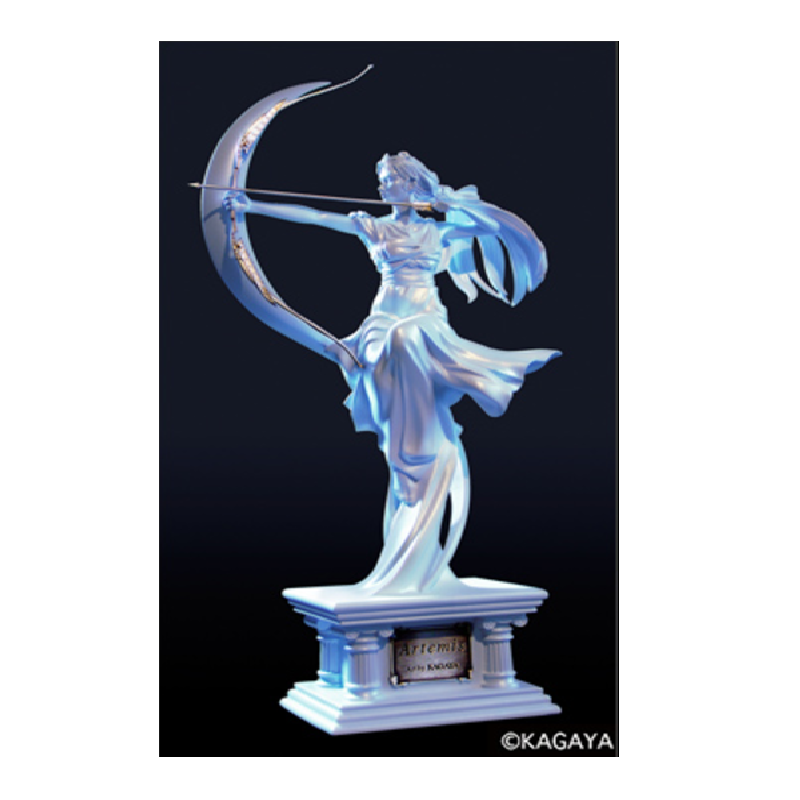 限量版 月亮女神 阿尔忒弥斯 艺术雕塑
