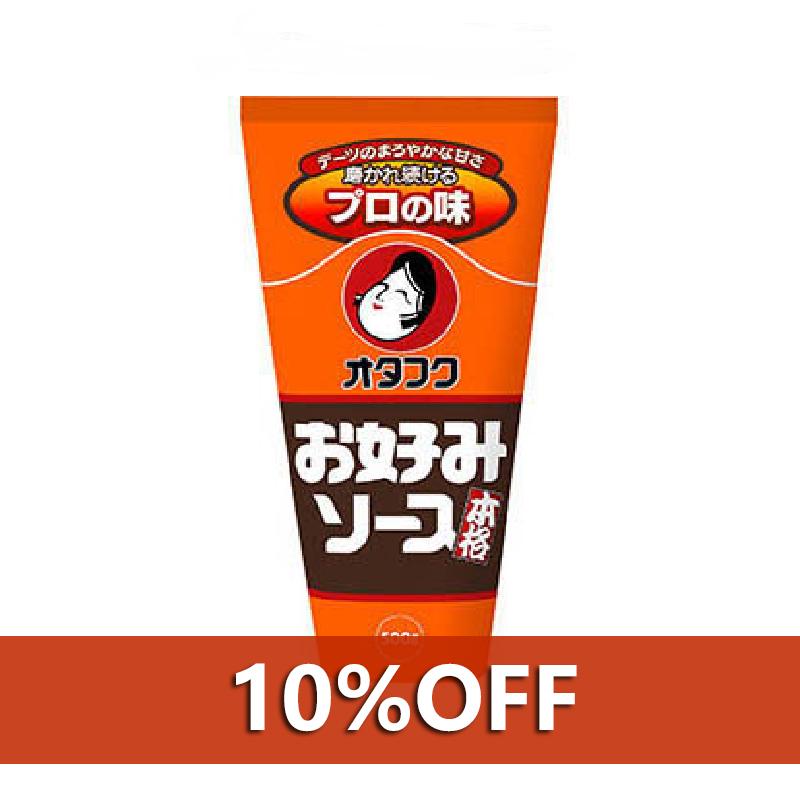 otafuku 喜好酱汁 一箱(12个装)