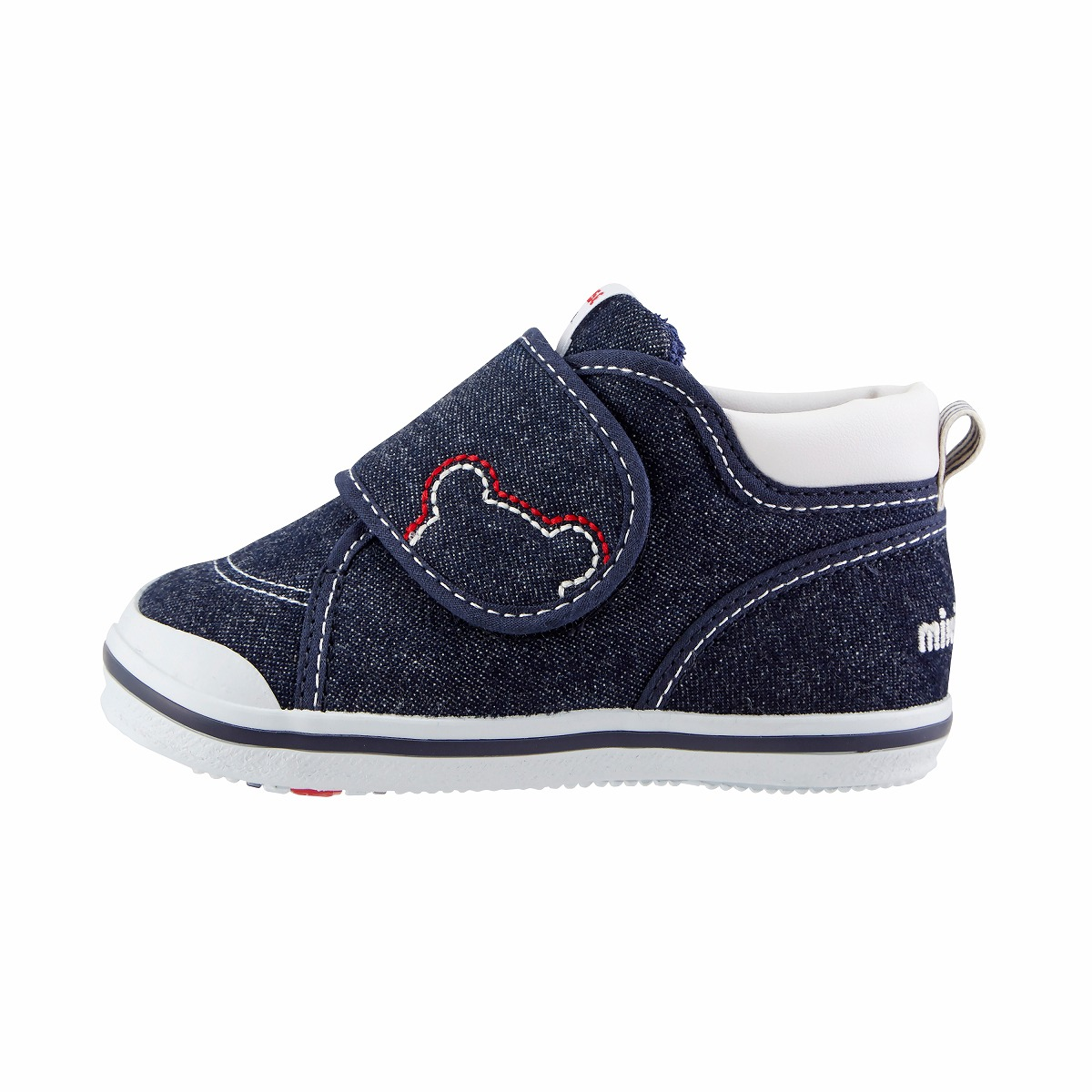日本制MIKIHOUSE经典设计 二段学步鞋(3色)