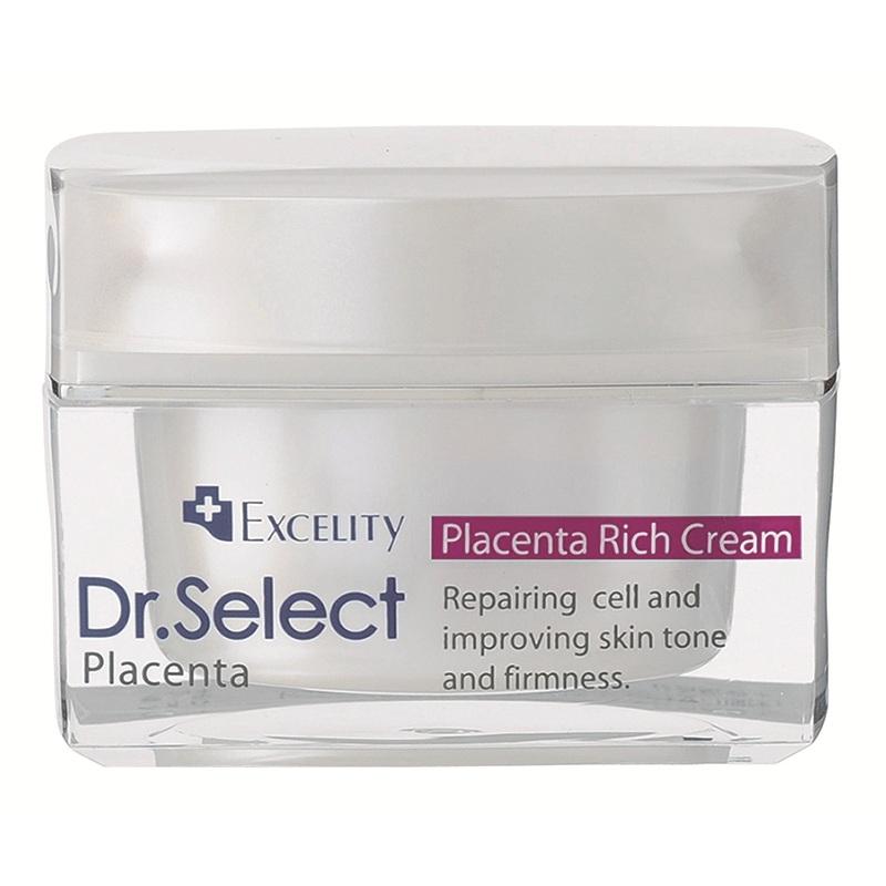 Dr.Select 胎盘素奢华面霜(滋润型)