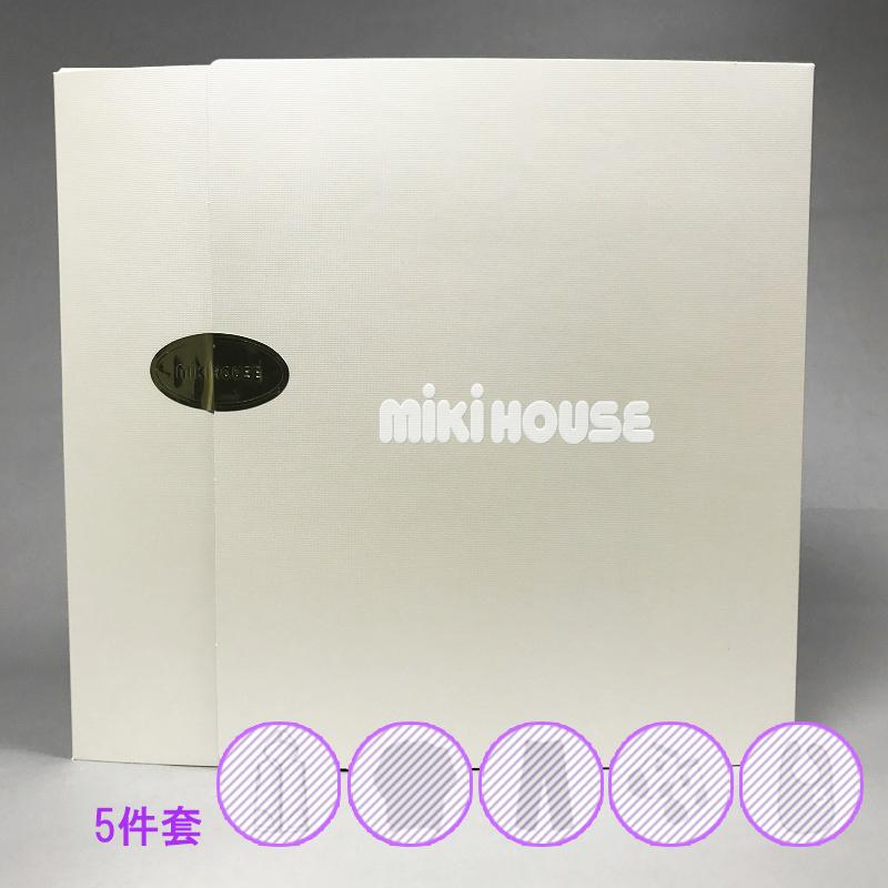 [MIKIHOUSE推荐搭配礼盒套装] 男女童80cm 5件套