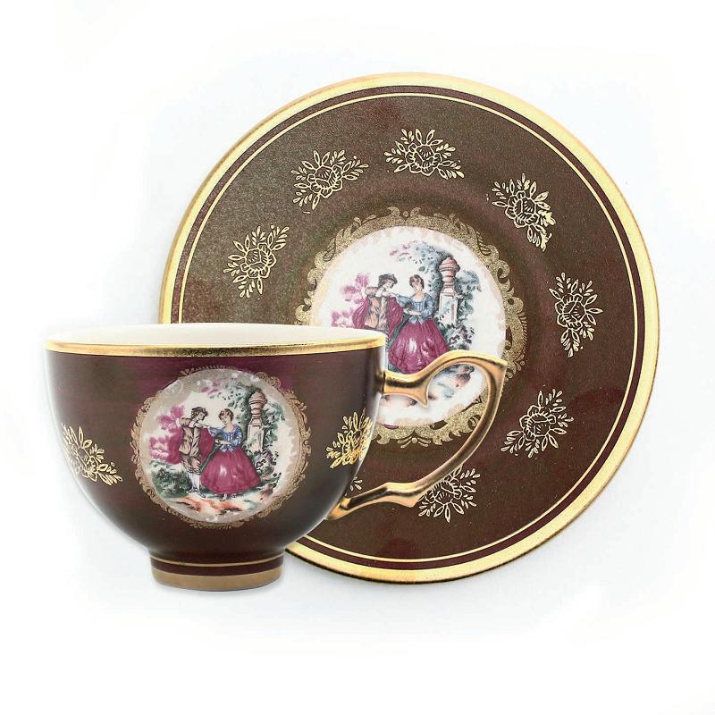 Kingdom系列Jasper茶杯&茶托