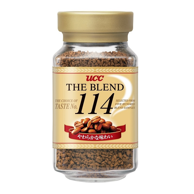 THE BLEND  114 ( 90g )/ THE BLEND(咖啡)