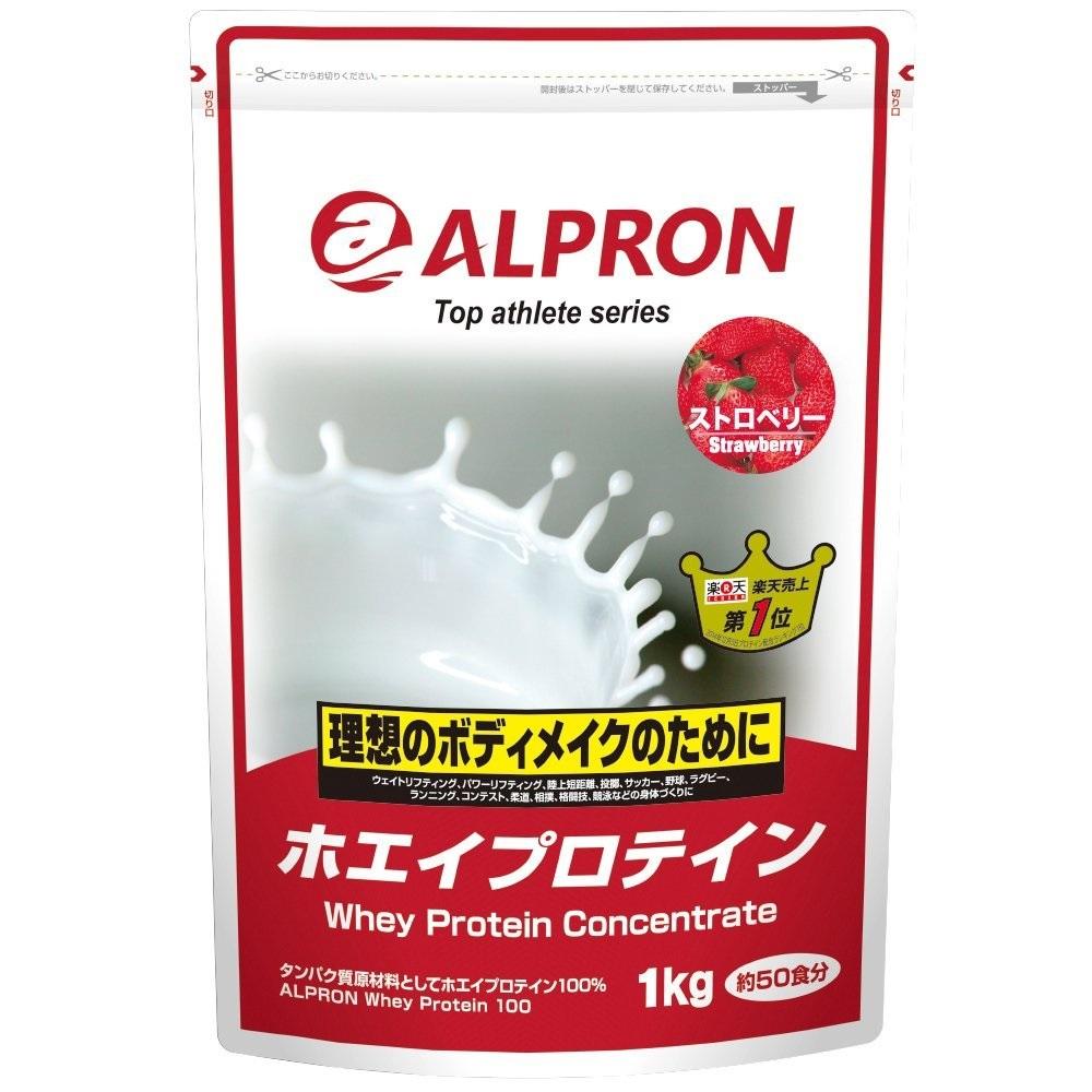 ALPRON 蛋白粉 WPC顶级运动员系列 1kg