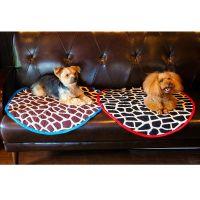 圆形舒适宠物垫(2色)