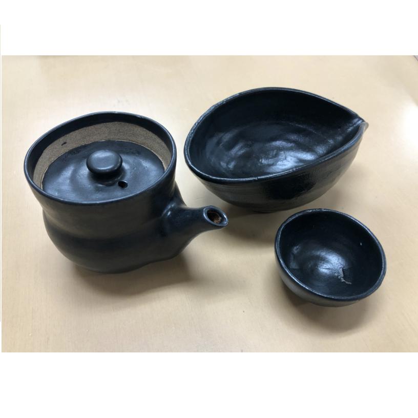 三助烧 茶具