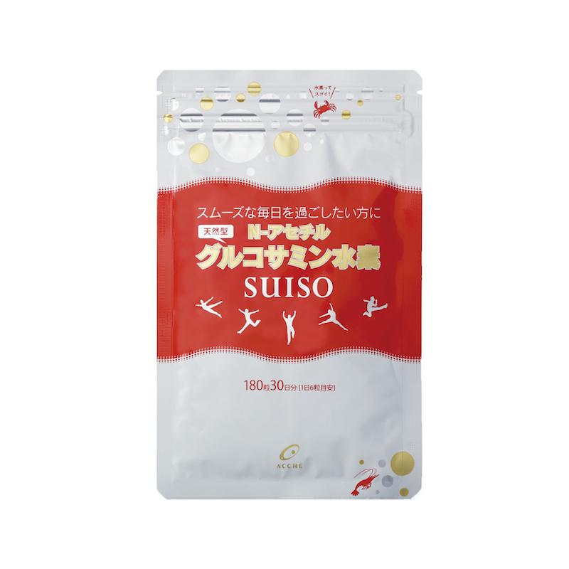 N-乙酰葡萄糖胺水素片(N-AG SUISO)