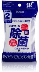 日本进口KOYO光耀酒精除菌用湿巾*100枚(替换装)