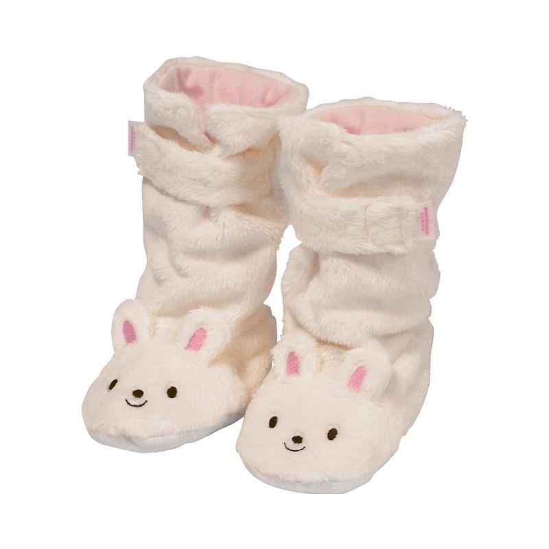 MIKIHOUSE 日本制超人气Microfur系列(微纤绒)卡通毛绒秋冬保暖袜鞋