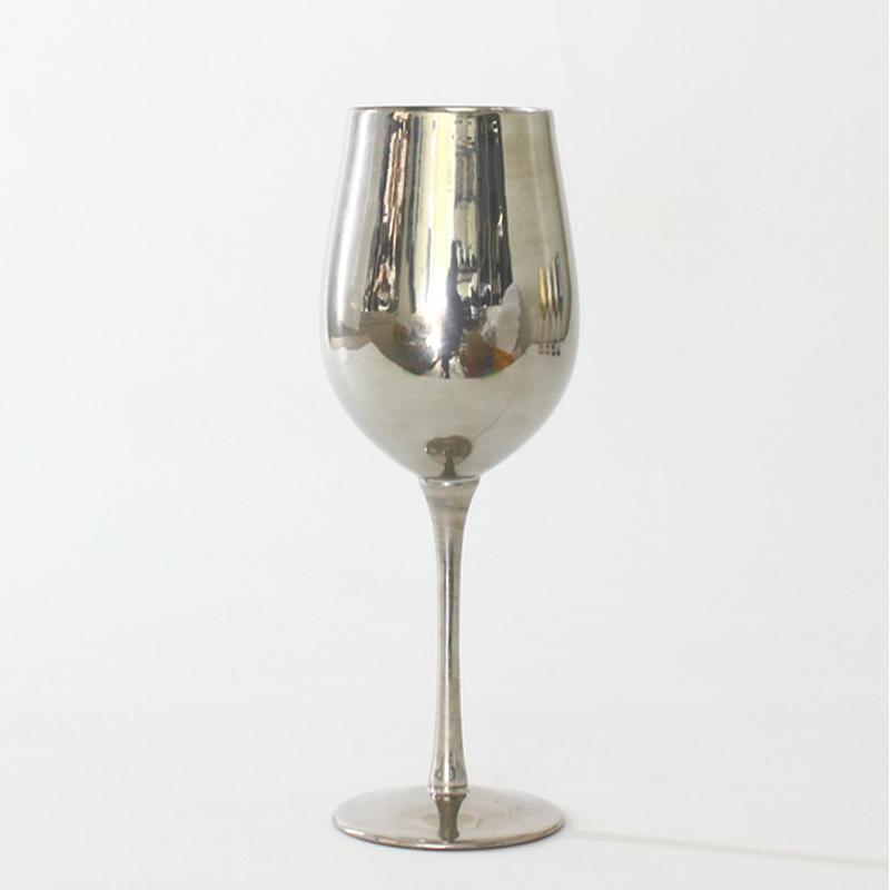 镜瓷葡萄酒杯