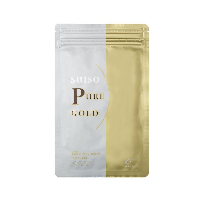 ACCHE 水素纯净黄金胶囊(SUISO PURE GOLD)