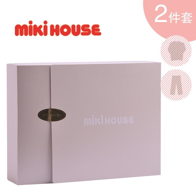 [MIKIHOUSE推荐搭配礼盒套装] 男女童80cm 2件套