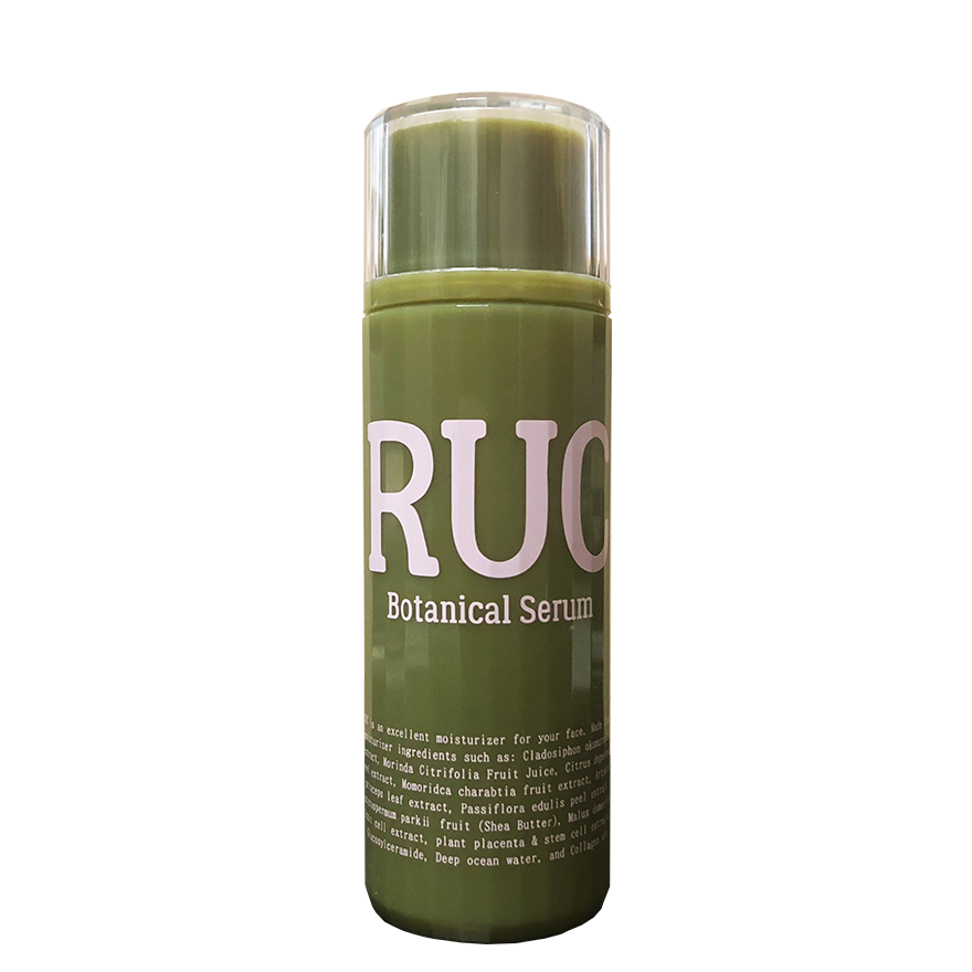 RUC – Botanical Serum 一体化美容液 100mL
