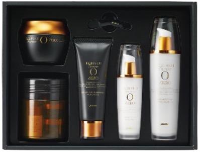 ZERO琥珀系列套盒(卸妆,洁面,化妆水水,乳液,赠品-6种单品小样)