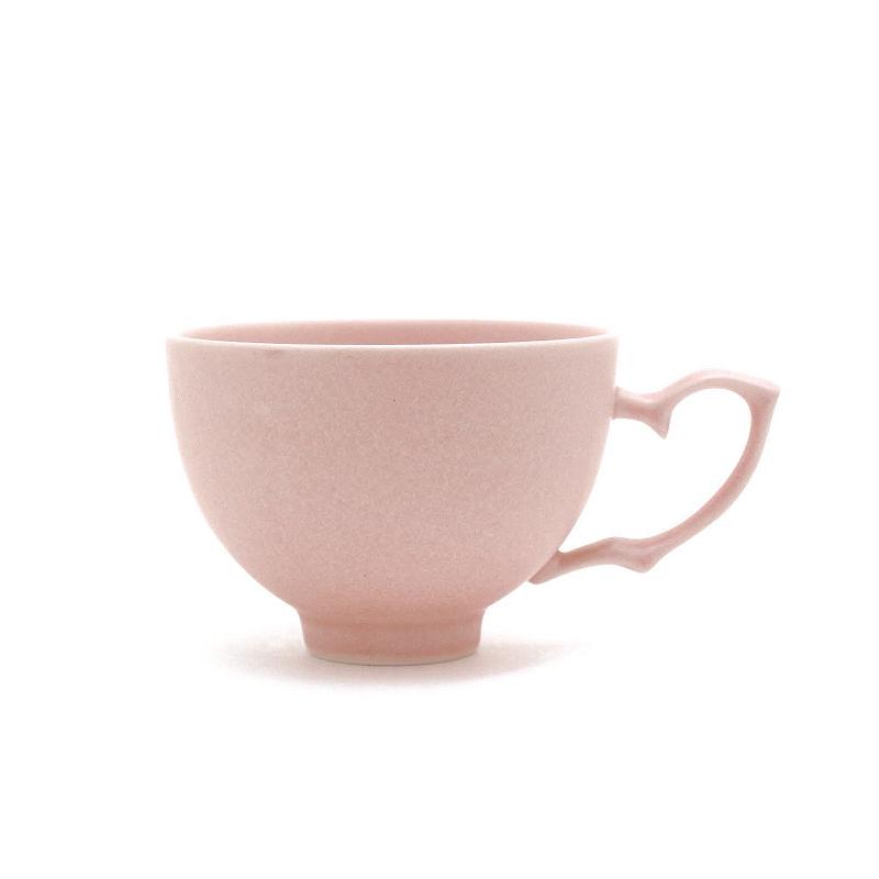 咖啡杯 樱花粉