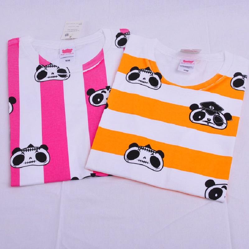 Baby nicopanda 图案印花T恤 系列3