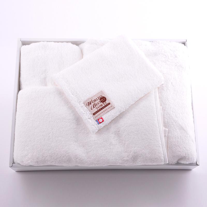 世界第一毛巾组合 4种