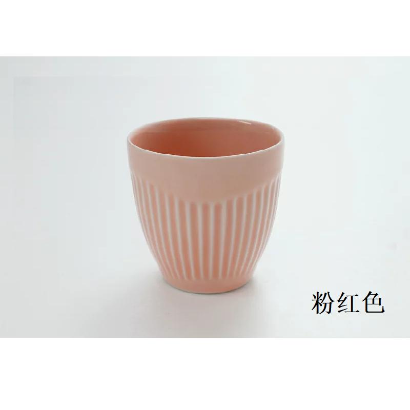 波佐见烧 茶杯(杯子)粉红色