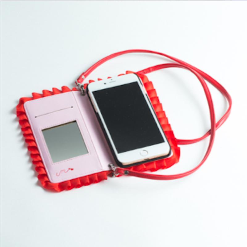 【全机种可用】青木美沙子 原创 心型手机壳