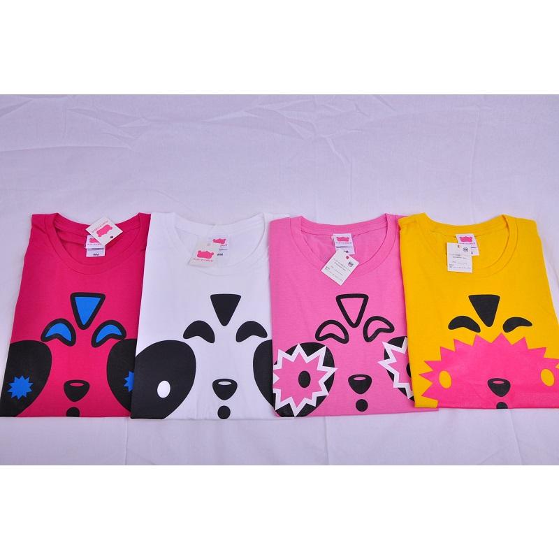 Baby nicopanda 图案印花T恤 系列2