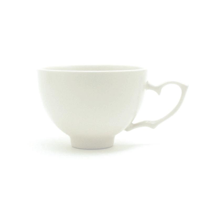 咖啡杯 牛奶白