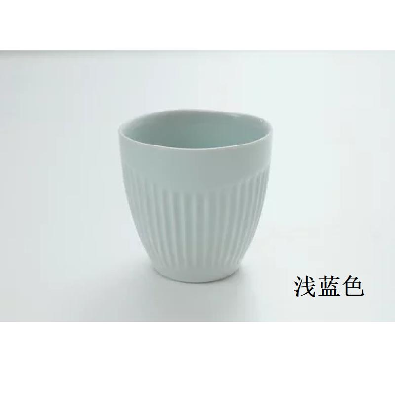 波佐见烧 茶杯(杯子)浅蓝色