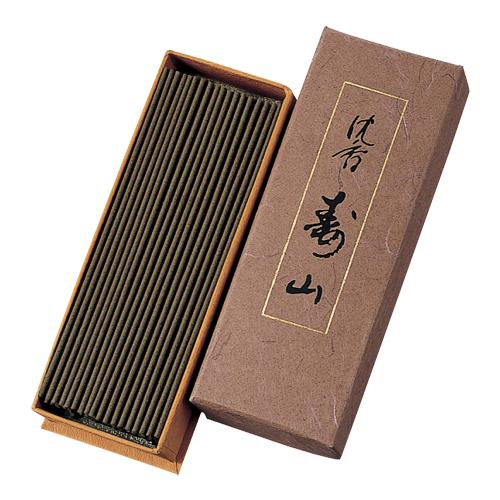 日本香堂 熏香系列 沈香寿山 玫瑰花 50克/盒 (赠送香立1枚)