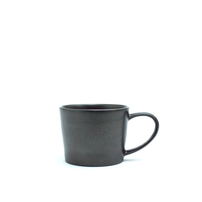 黑水瓷马克杯 ss