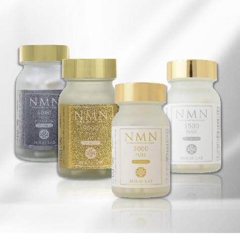 NMN PURE (显著抑制衰老引起的新陈代谢下降,血糖值上升,免疫机能下降)
