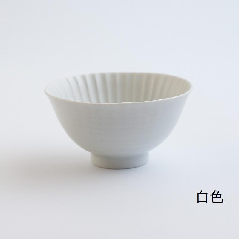 波佐见烧 茶碗(大)白色