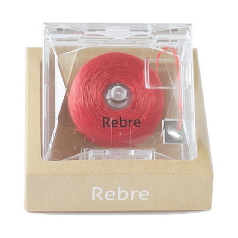Rebre红色卷式香水牙线清新草莓味50米