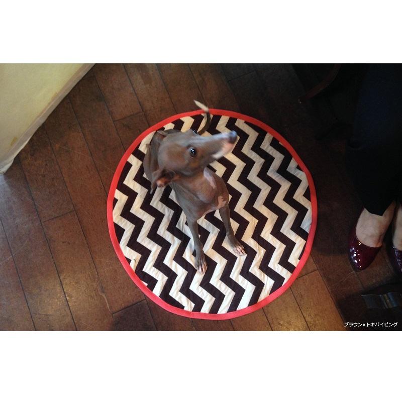 圆形舒适宠物垫(箭尾形款)4色