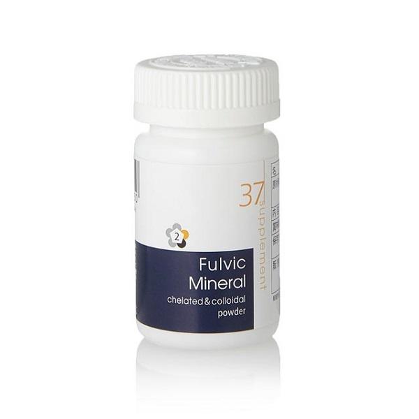 37℃ 富里酸 矿物质胶囊 Fulvic Mineral