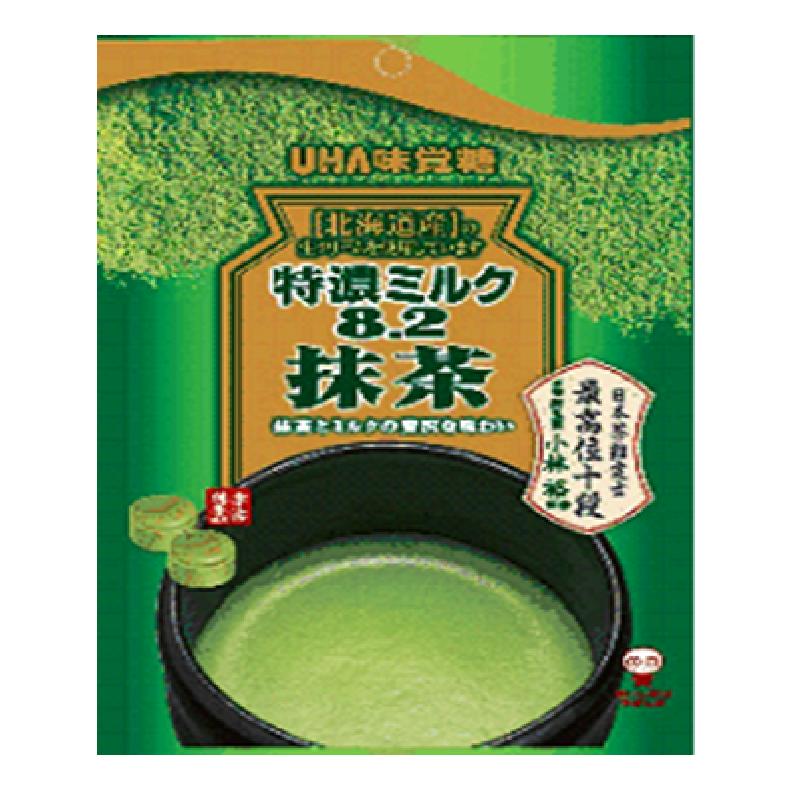特浓抹茶牛奶糖 8.2