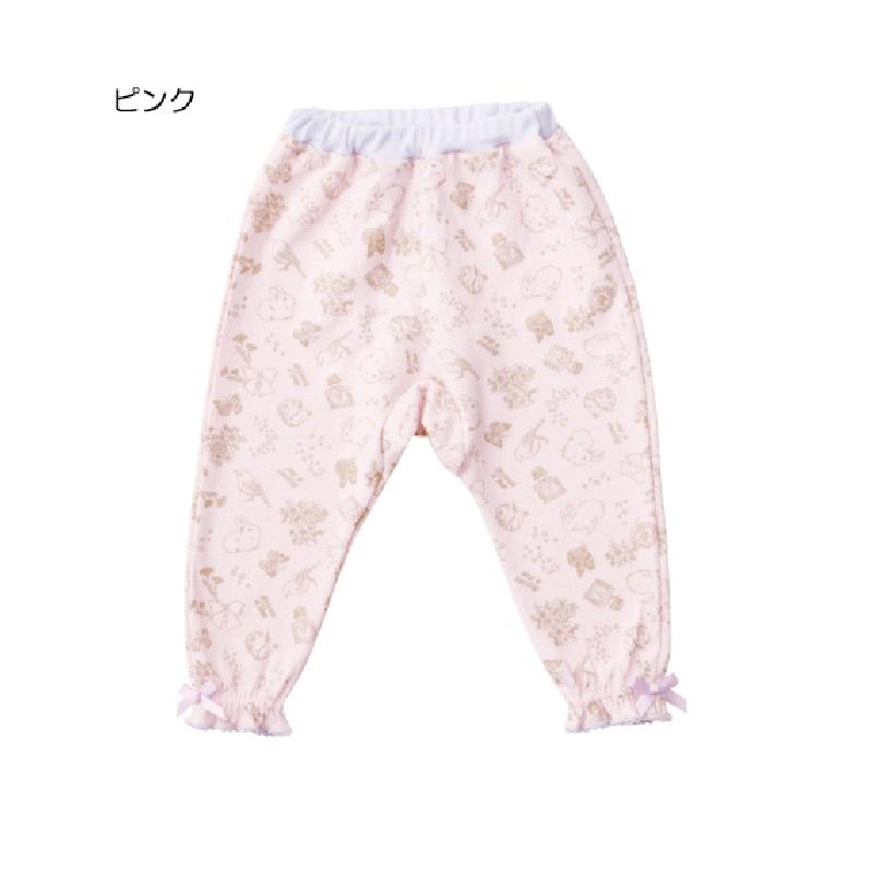 【BIJOUX & BEE】 闪闪发亮梦幻印花的女孩内裤(日本制)