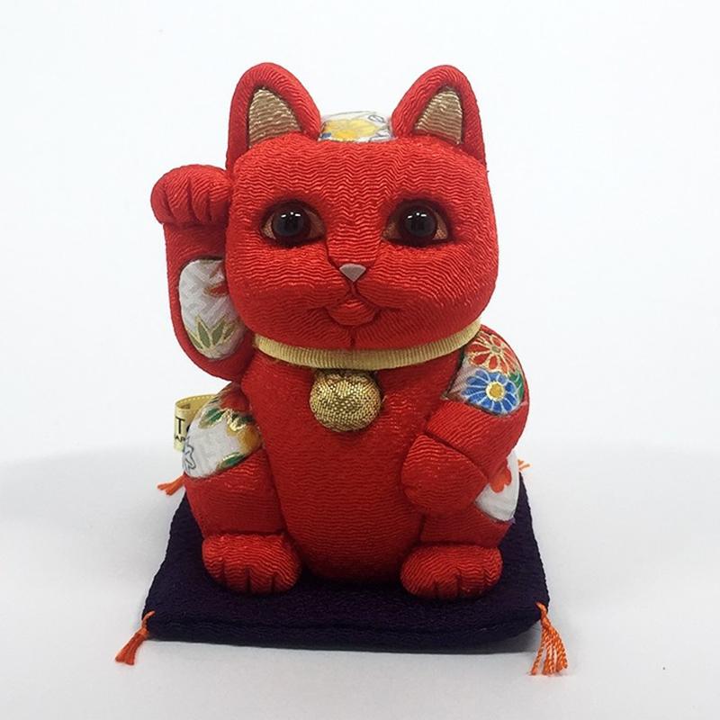 招财猫(小)「红色」