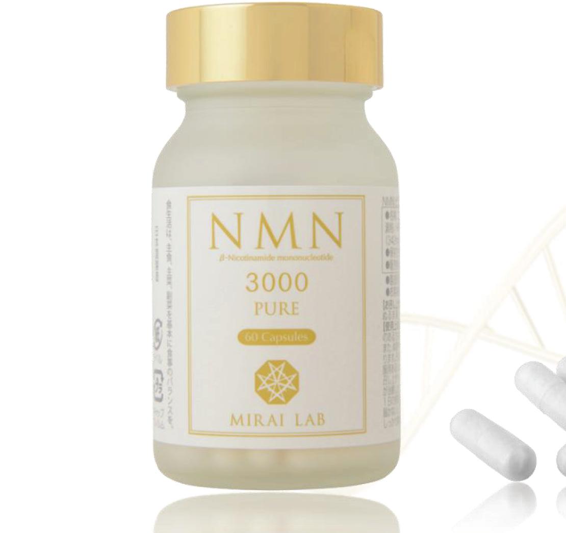NMN PURE PUREMIUM 3000