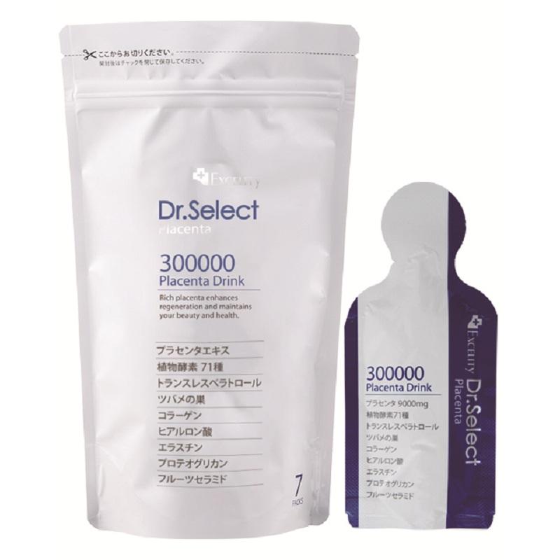 Dr.Select 300000胎盘素口服液 便携式装7包