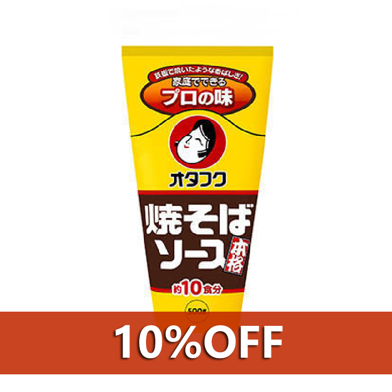 otafuku 炒面酱汁 一箱(12个装)