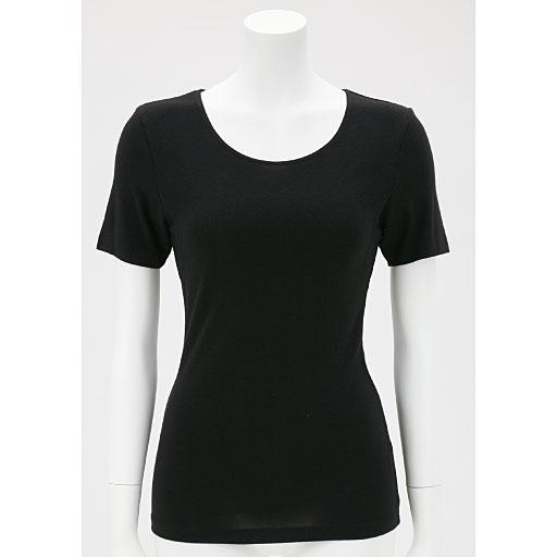 赛诗丽(CECILE)SmartHeat®BASIC   3分袖腋下吸汗上衣(窄圆领)