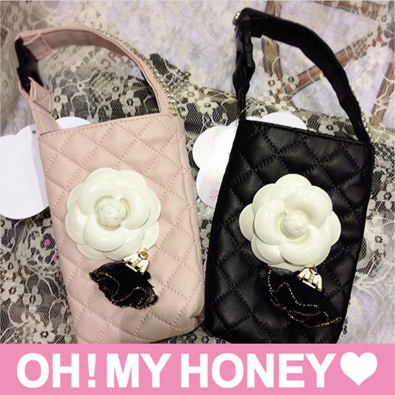 OH! MY HONEY☆带山茶花瓶套