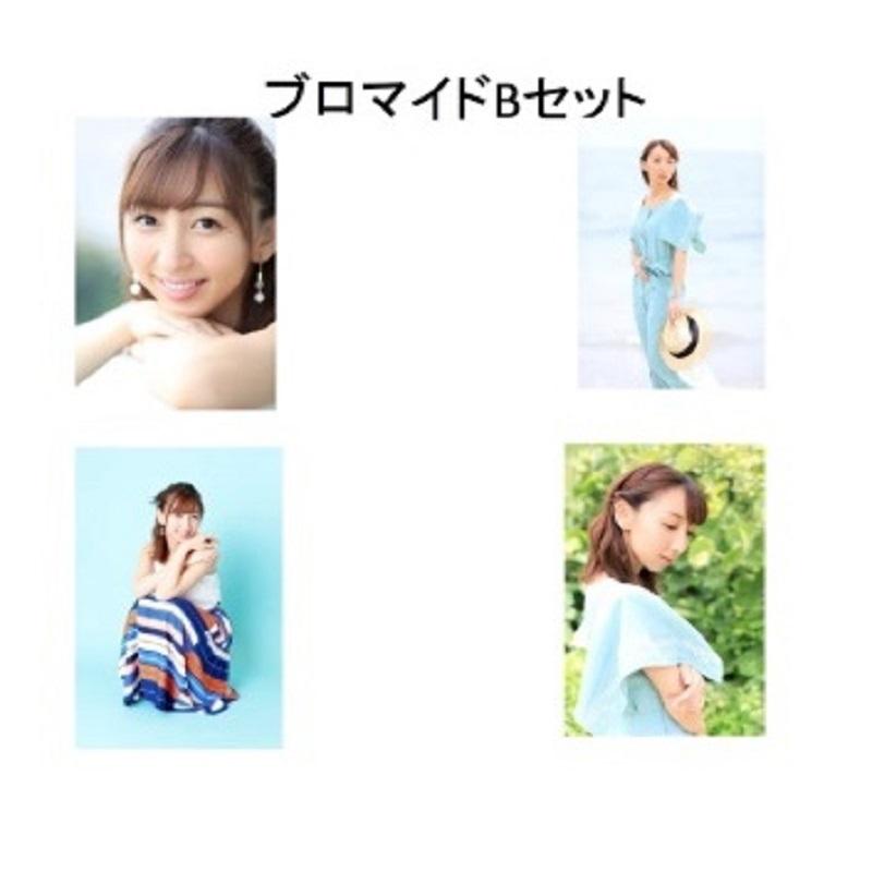 饭田里穗 照片套装B