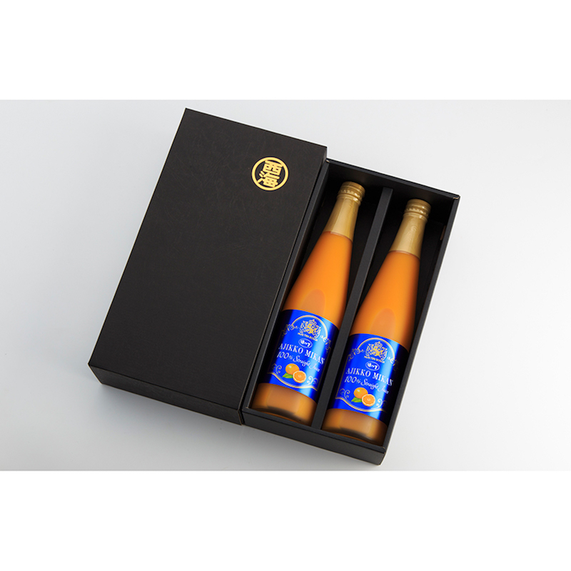 豪斯登堡 长崎县産橘子100%纯果汁