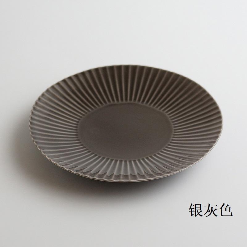 波佐见烧  镐(shinogi) - 盘子(大)