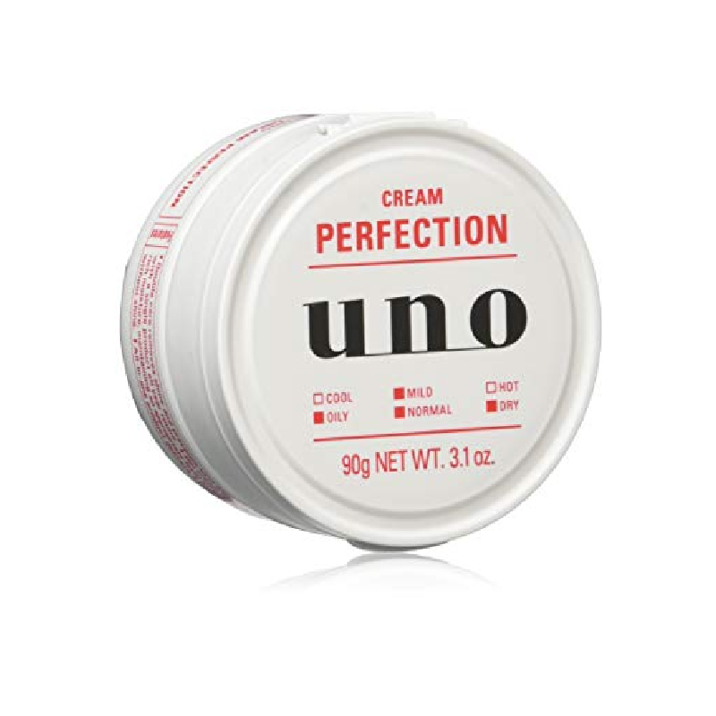 资生堂 吾诺(UNO)多效全能保湿面霜 一箱(36个装)