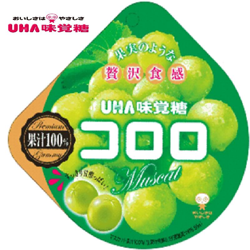 酷露露 白葡萄味软糖 一箱(72个装)